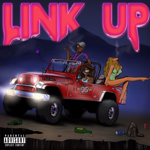 Malik Ninety Five – Link Up (Prod. by CLBTS & Malik Ninety Five)
