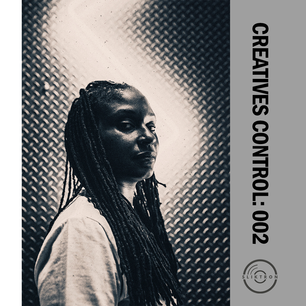 Creative's Control Playlist: 002 Featuring Courtney Howells