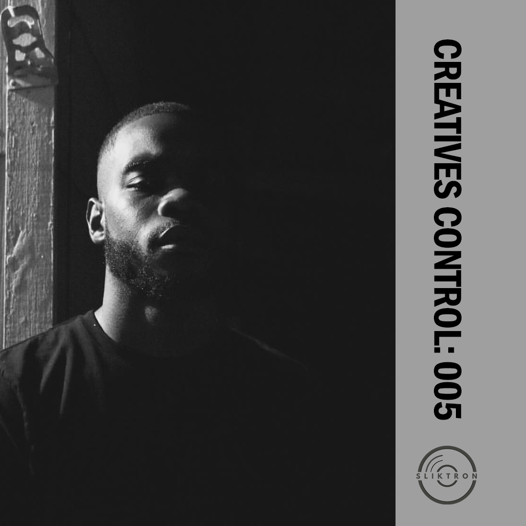 Creative's Control Playlist: 005 Featuring Jalen Quinn