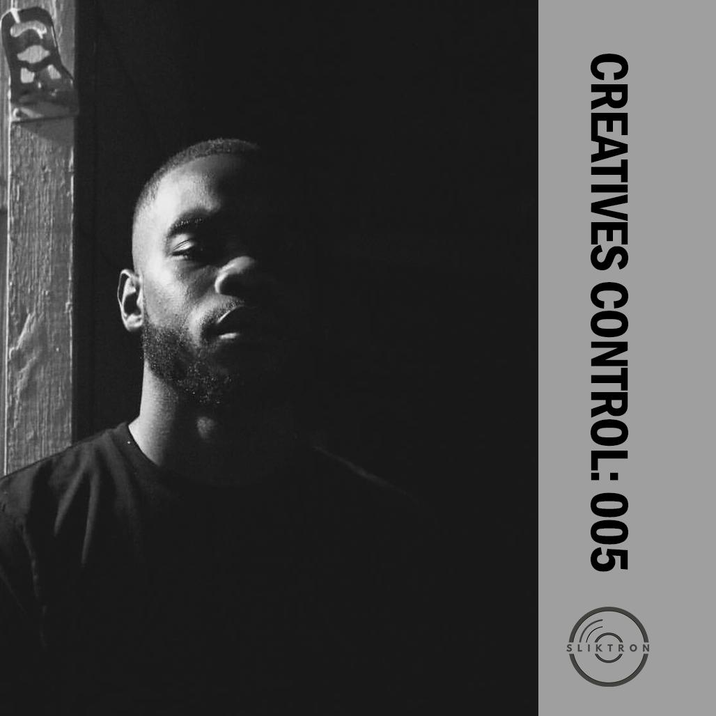 Creative's Control Playlist: 005 Featuring JalenQuinn